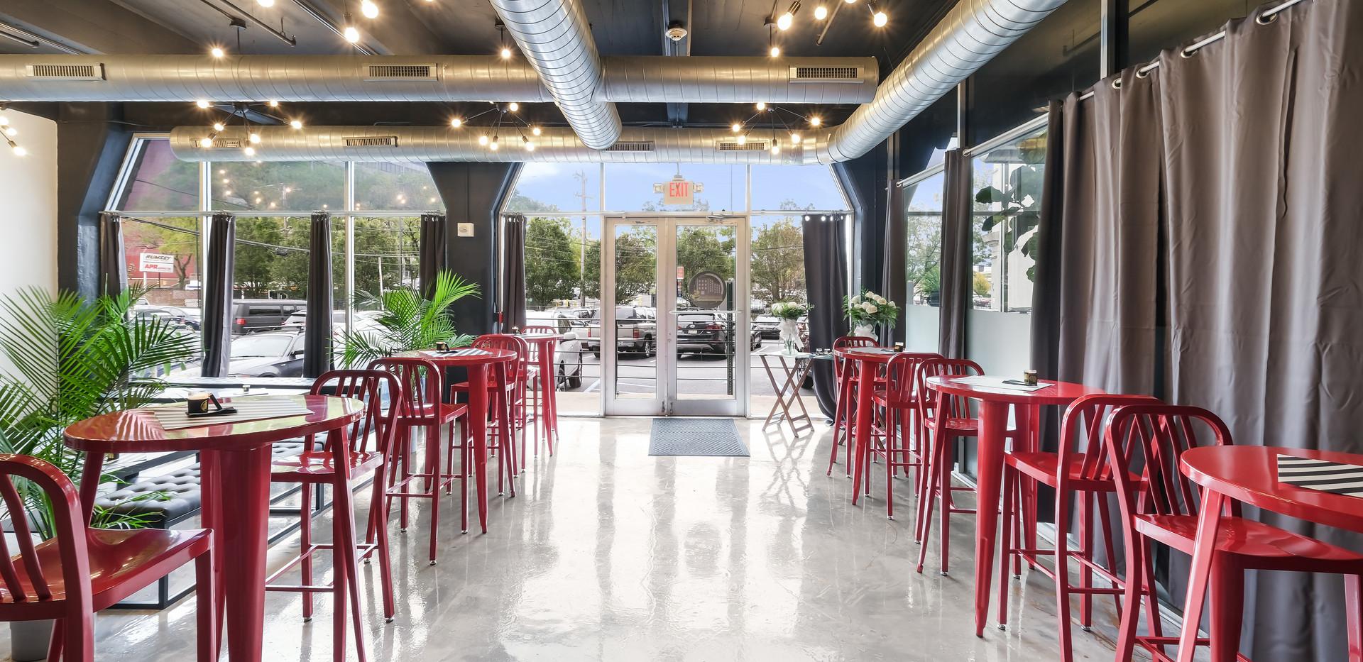 Café Seating