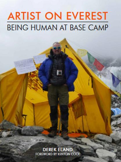 Artist on Everest - Being Human at Everest Base Camp