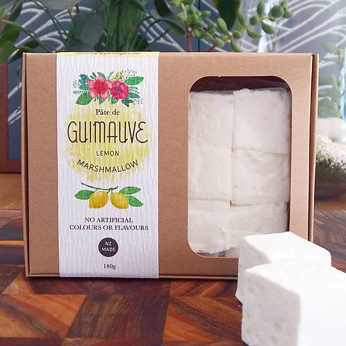 Lemon Marshmallow/Guimauve
