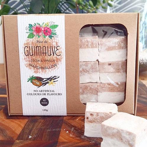 Cocoa&Vanilla Marshmallow/Guimauve