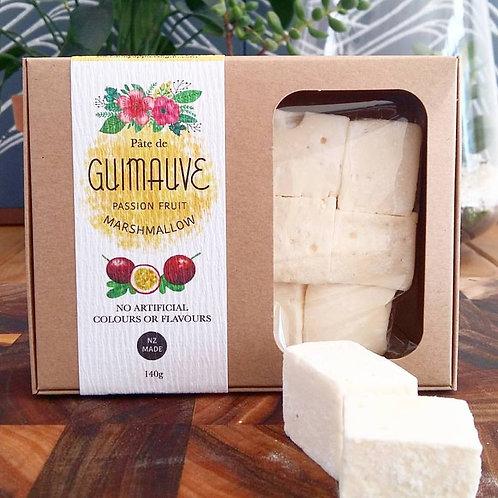 Passion Fruit Marshmallow/Guimauve
