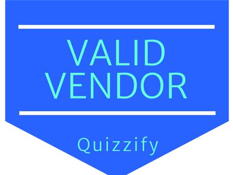 "Sera Prognostics Named ""Valid Vendor of the Month"""