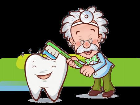 The Preschooler vs. the Dentist, Part 3