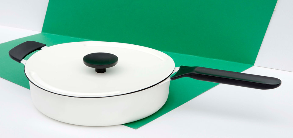 Panda pan frying pan