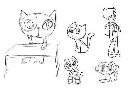 Sketches Mon