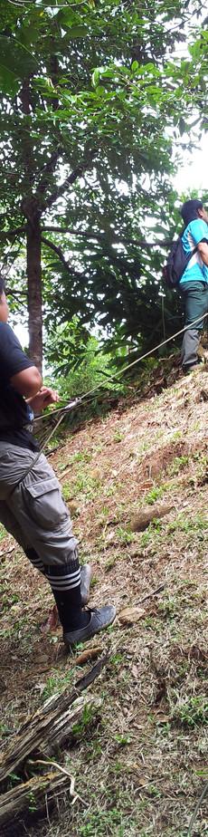 Imbak_Rope Training2