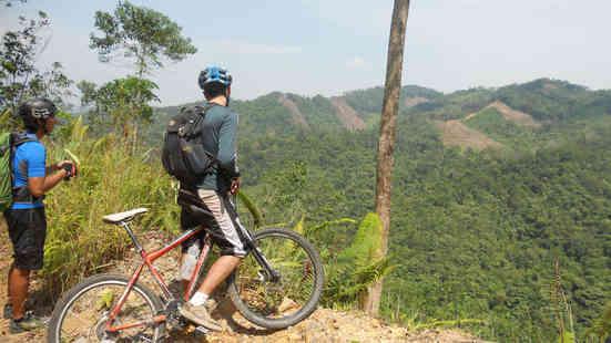 Biking pitstop