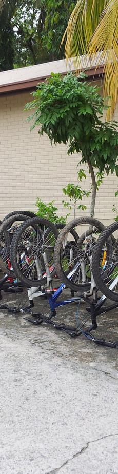 Bike day, Kinarut
