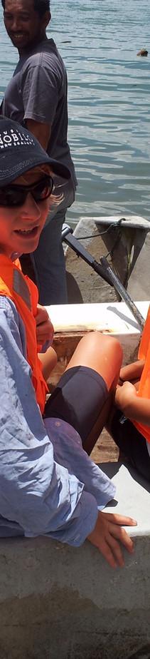 Boat Pitas to Kudat