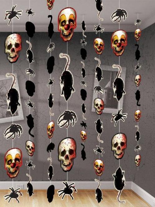 "Hängedekoration ""Halloween Kreaturen"""