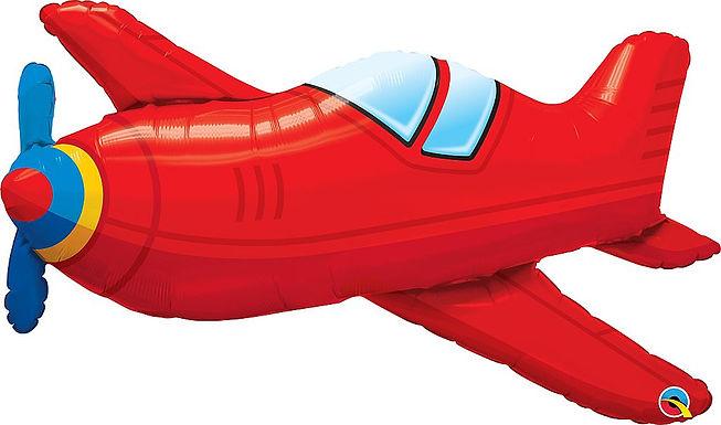 """XXL-Folienballon """"Flugzeug"""""""