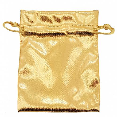 Bonbonieren-Säckchen in gold