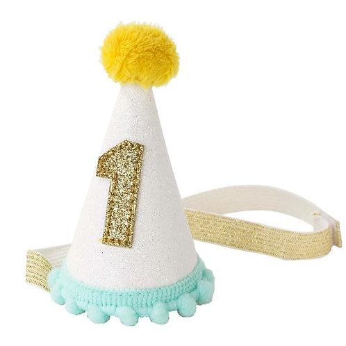 Mini-Hut zum 1. Geburtstag