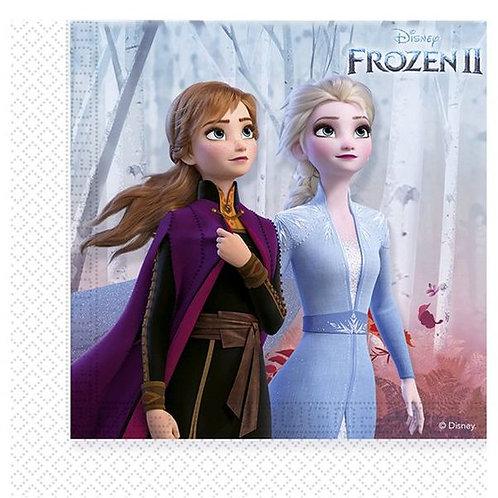 Servietten Frozen II