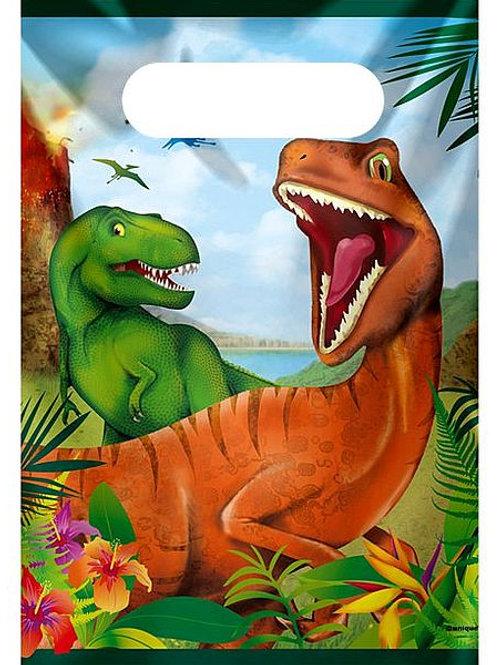 Geschenktaschen Dinosaurier II