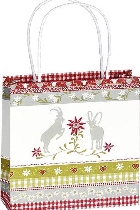 Geschenketasche Steinbock