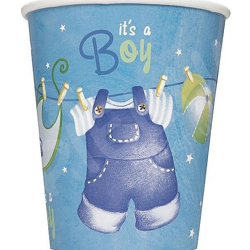 "Becher ""It`s a Boy"""