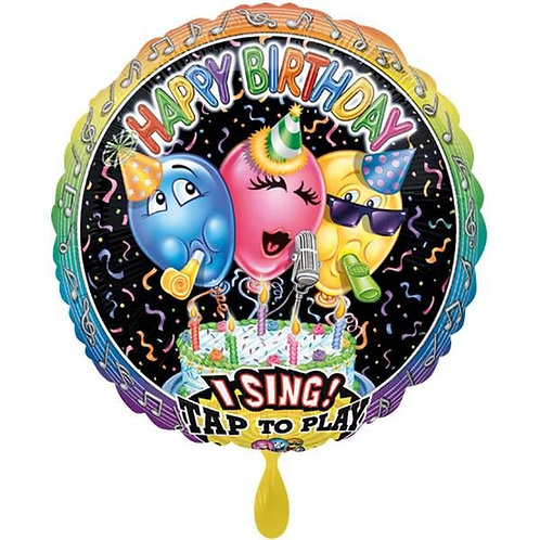 "Musikballon ""Birthday Party"""