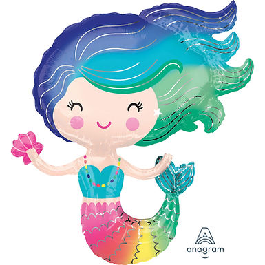 Themenparties und saisonale Anlässe / Meerjungfrau