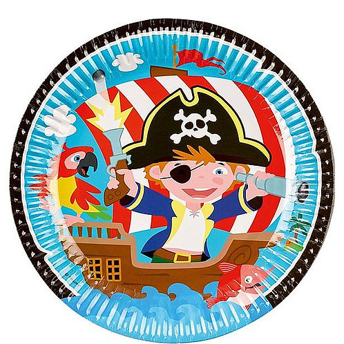 "Teller ""Captain Pirate"""