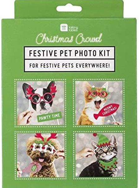 Fotorequisiten-Set für Haustiere