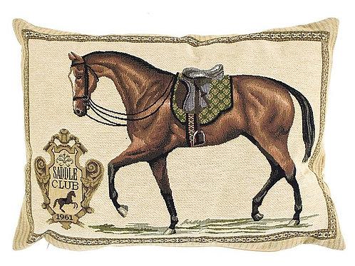 """Gobelin-Kissen (Polster) """"Pferd"""""""