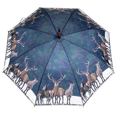 """Regenschirm """"Hirsche"""""""