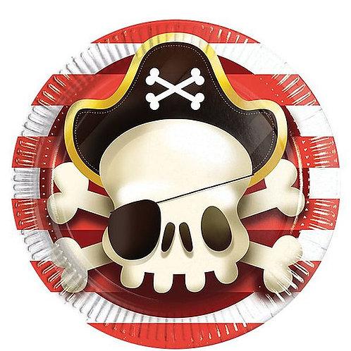 "Teller ""Piraten"""