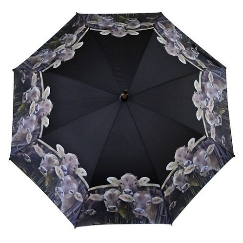 """Regenschirm """"Kälbchen"""""""
