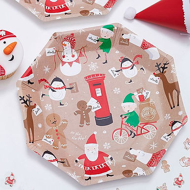 "Teller ""Santa & Friends"""