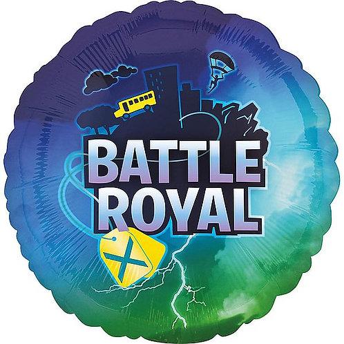 Folienballon Battle Royal