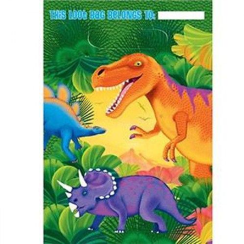 Geschenketaschen Dinosaurier