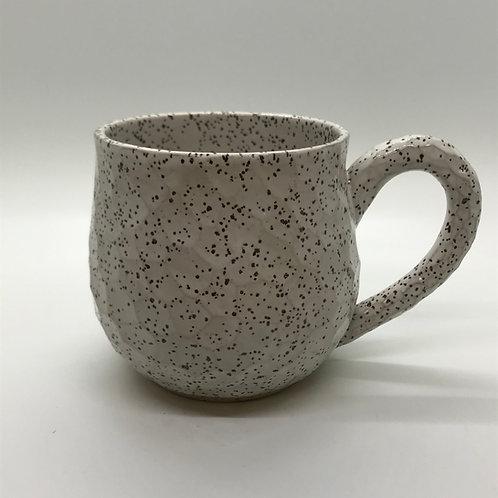 Large Faceted Soup Mug-16oz