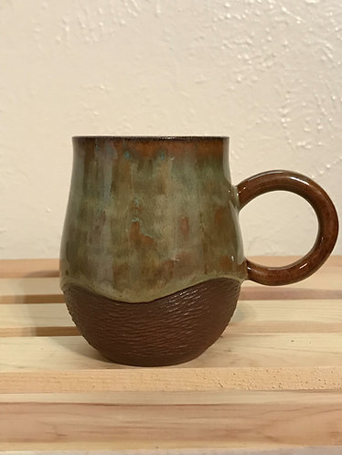 Small Golden Jade Mug