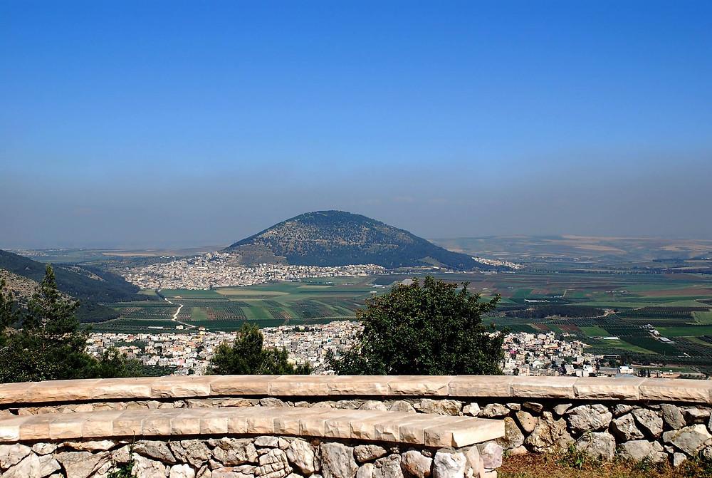 Armageddon adlı yer ve Megiddo Dağı