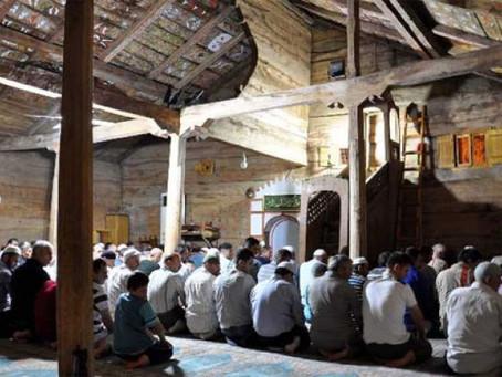 800 Yıllık Ahşap Cami