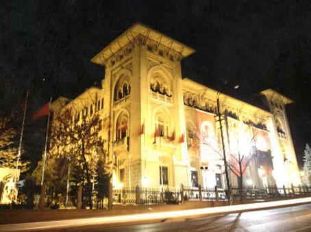 Ziraat Bankasının Sembol Binası Mongeri'den