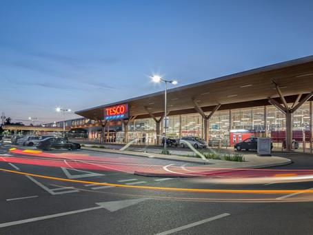 Ahşap Alışveriş Merkezi ( AVM )