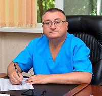 Гастроэнтеролог в Херсоне Сергей Васильевич Бородай