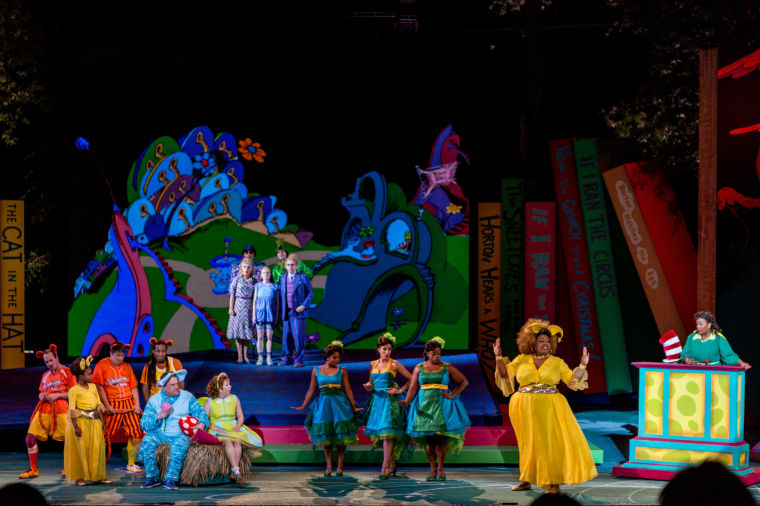 Seussical - the MUNY