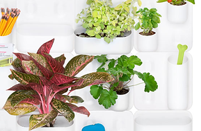 volotot urbio urban gardening and small space storage for plants and accessories spark award winner 2011