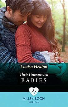 Their Unexpected Babies, Louisa Heaton, book
