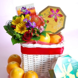 Reunion Basket