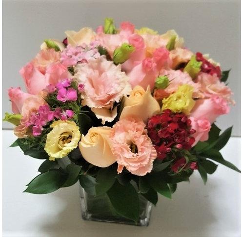 Allure Potted Bouquet
