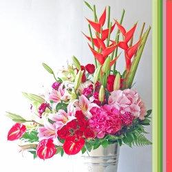 Ritz Potted Bouquet