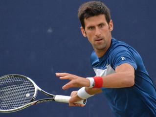 Novak Djokovic says a vegan diet is the secret to great tennis