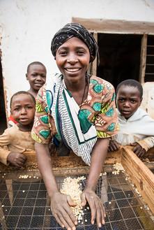 Woman with corn - Photo credit Nicola Bailey  resize.jpg