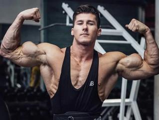 Vegan Bodybuilder Nimai Delgado Built This Body Without Ever Eating Meat