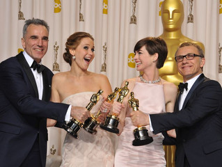 Why the big awards shows are going vegetarian