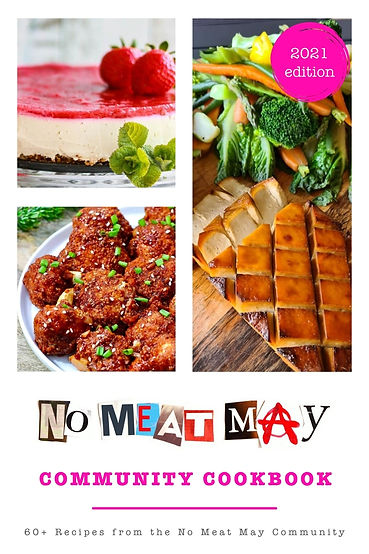 No Meat May Community Cookbook COVER.jpg